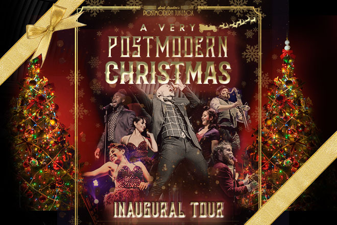 Scott Bradlee's Postmodern Jukebox - A Very Postmodern Christmas at Knight Theatre