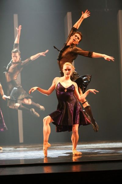 Charlotte Ballet: Spring Works at Knight Theatre