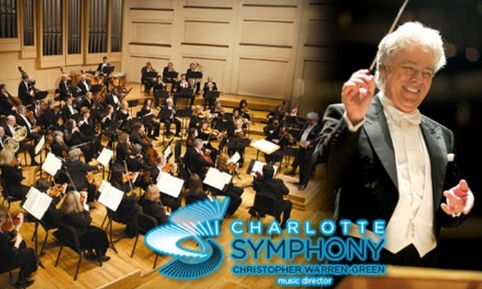 Charlotte Symphony Orchestra: Christopher James Lees - Magic of Christmas and The Singing Christmas Tree at Knight Theatre