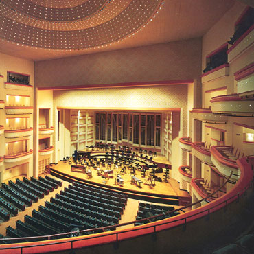 Charlotte Symphony Orchestra: Christopher Warren-Green - Chopin Piano Concerto 1 at Knight Theatre
