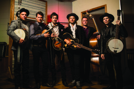 Old Crow Medicine Show at Knight Theatre