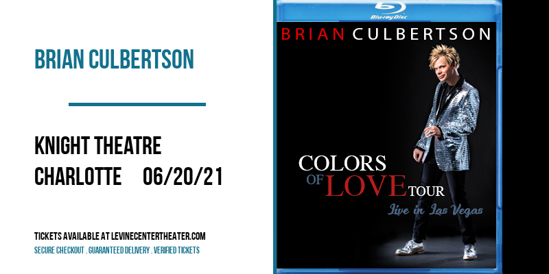 Brian Culbertson [CANCELLED] at Knight Theatre