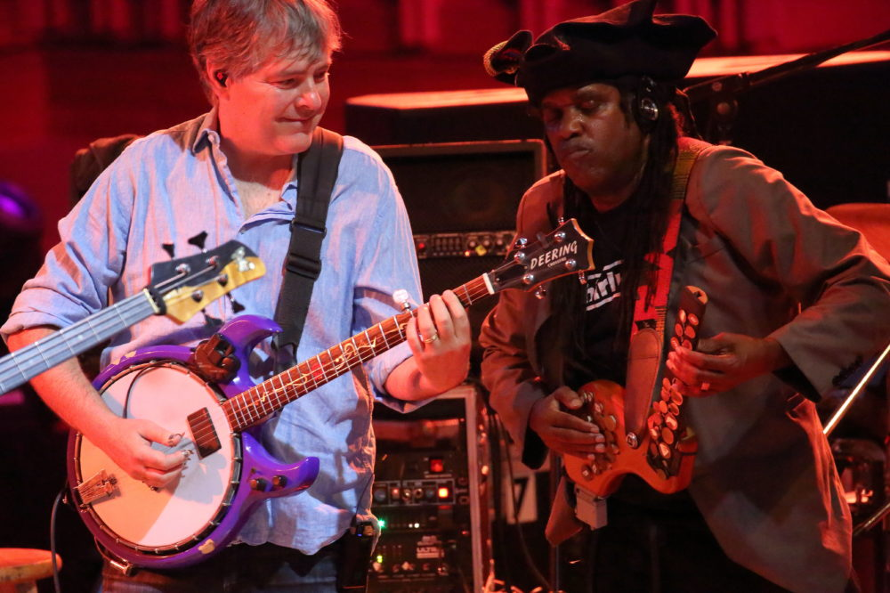 Bela Fleck and The Flecktones [CANCELLED] at Knight Theatre