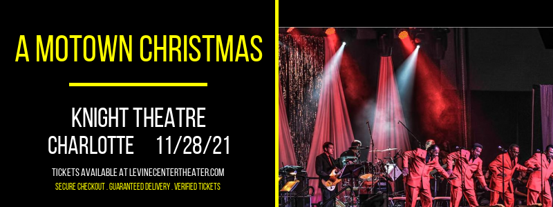 A Motown Christmas at Knight Theatre