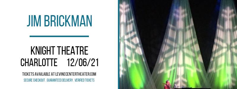 Jim Brickman at Knight Theatre